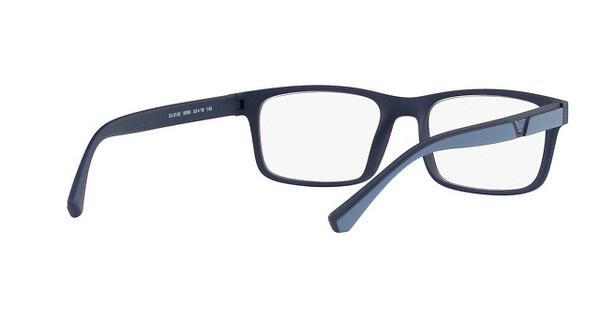 Emporio Armani Herren Brille » EA3130«, blau, 5669 - blau