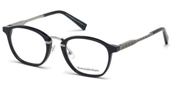 Ermenegildo Zegna Herren Brille » EZ5104«, blau, 092 - blau