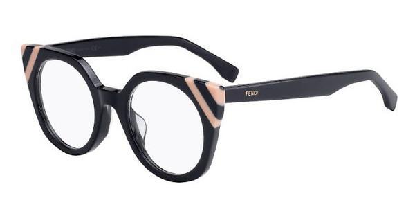 FENDI Fendi Damen Brille » FF 0309«, blau, PJP - blau