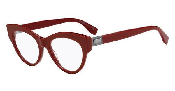 FENDI Fendi Damen Brille » FF 0299«, rot, C9A - rot