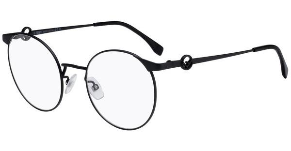 FENDI Fendi Damen Brille » FF 0305«, blau, PJP - blau