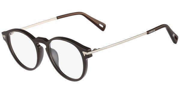 G-Star RAW Brille » GS2651 FAT WYDDO«, braun, 207 - braun