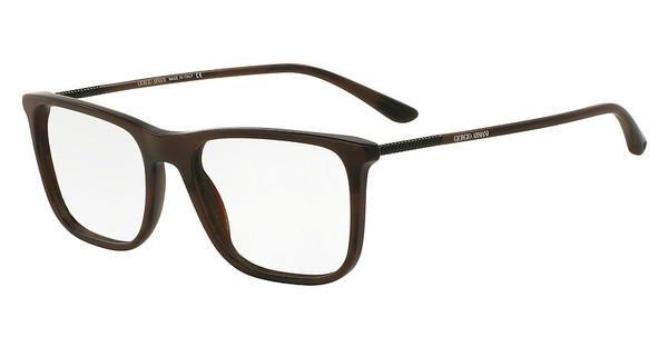 Giorgio Armani Herren Brille » AR7101«, braun, 5495 - braun