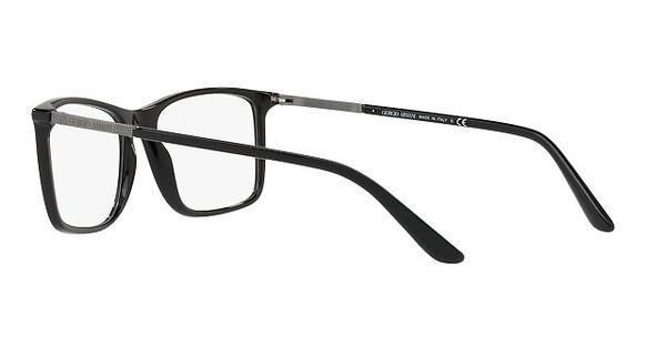 Giorgio Armani Herren Brille » AR7146«, schwarz, 5017 - schwarz