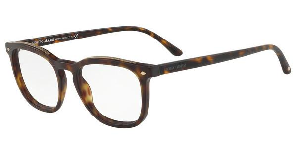 Giorgio Armani Herren Brille » AR7155«, braun, 5089 - braun