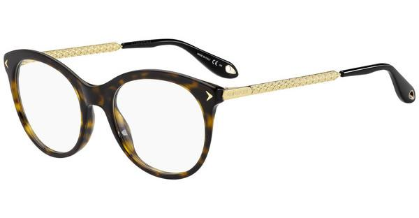 GIVENCHY Givenchy Damen Brille » GV 0042«, braun, 9N4 - braun