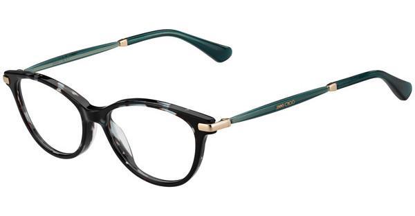 JIMMY CHOO Jimmy Choo Damen Brille » JC153«, grün, 1M5 - grün