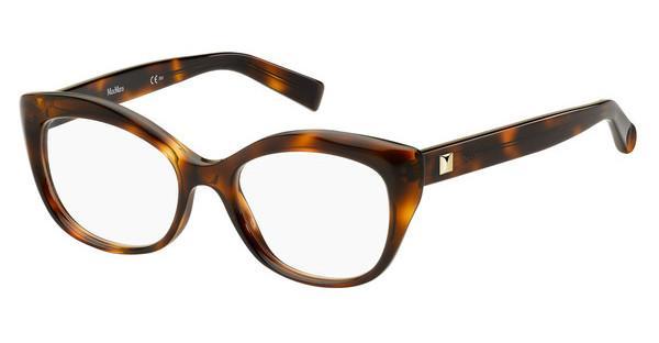 Max Mara Damen Brille » MM 1317«, braun, 086 - braun