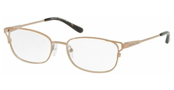 MICHAEL KORS Michael Kors Damen Brille »SAN VICENTE MK3020«, braun, 1083 - braun