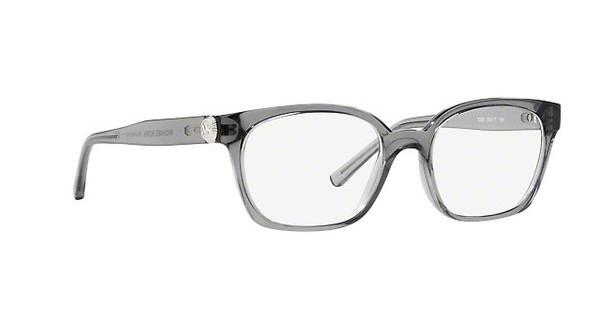 MICHAEL KORS Michael Kors Damen Brille »VAL MK4049«, grau, 3299 - grau