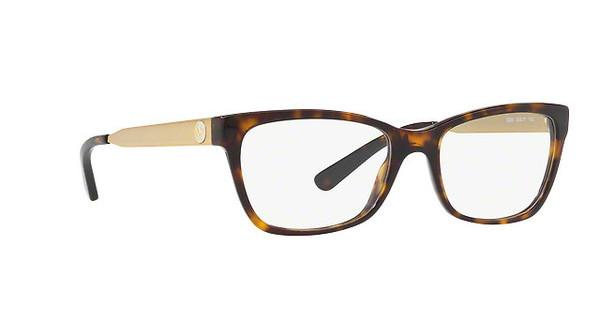 MICHAEL KORS Michael Kors Damen Brille »MARSEILLES MK4050«, braun, 3311 - braun