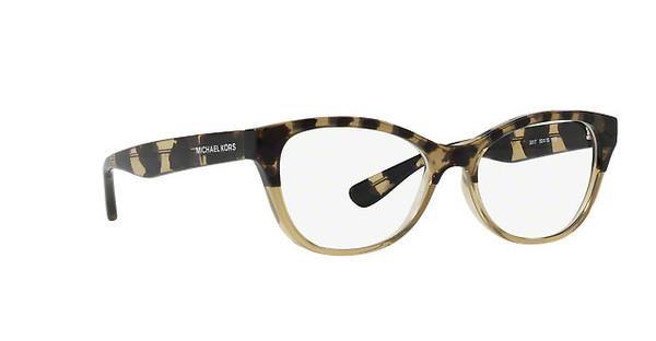MICHAEL KORS Michael Kors Damen Brille »SALAMANCA MK4051«, grün, 3317 - grün