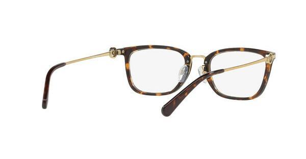 MICHAEL KORS Michael Kors Damen Brille »CAPTIVA MK4054«, braun, 3336 - braun