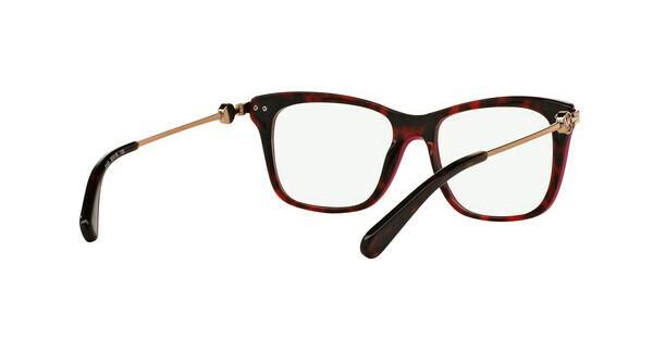 MICHAEL KORS Michael Kors Damen Brille »ABELA IV MK8022«, braun, 3132 - braun