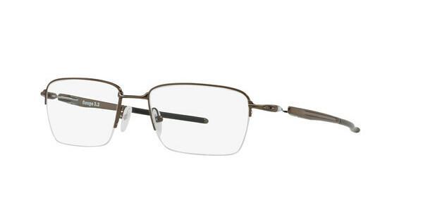 Oakley Herren Brille »GAUGE 3.2 BLADE OX5128«, schwarz, 512801 - schwarz
