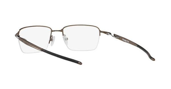 Oakley Herren Brille »GAUGE 3.2 BLADE OX5128«, grau, 512803 - grau