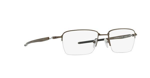 Oakley Herren Brille »GAUGE 3.2 BLADE OX5128«, schwarz, 512804 - schwarz