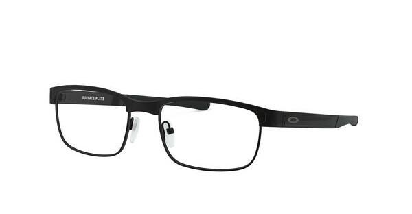Oakley Herren Brille »SURFACE PLATE OX5132«, schwarz, 513201 - schwarz