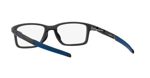 Oakley Herren Brille »GAUGE 7.1 OX8112«, grau, 811206 - grau