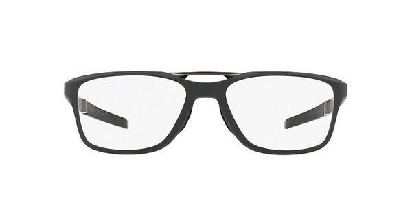 Oakley Herren Brille »GAUGE 7.2 ARCH OX8113«, grau, 811302 - grau