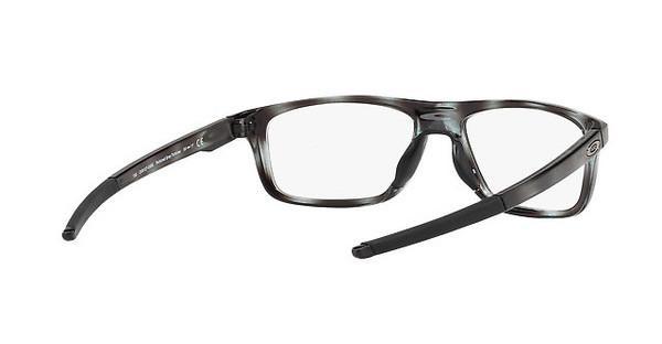 Oakley Herren Brille »POMMEL OX8127«, schwarz, 812704 - schwarz