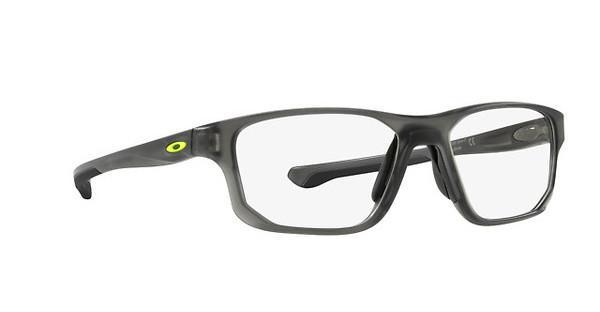 Oakley Herren Brille »CROSSLINK FIT OX8136M«, grau, 813603 - grau