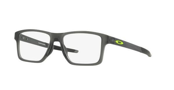 Oakley Herren Brille »CHAMFER SQUARED OX8143«, grau, 814302 - grau