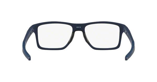 Oakley Herren Brille »CHAMFER SQUARED OX8143«, blau, 814304 - blau