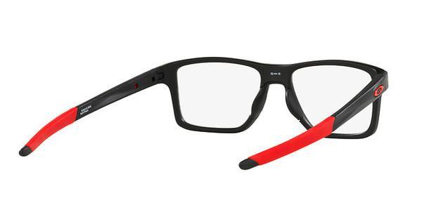 Oakley Herren Brille »CHAMFER SQUARED OX8143«, schwarz, 814305 - schwarz