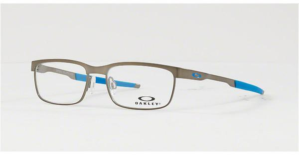 Oakley Herren Brille »STEEL PLATE XS OY3002«, grau, 300202 - grau