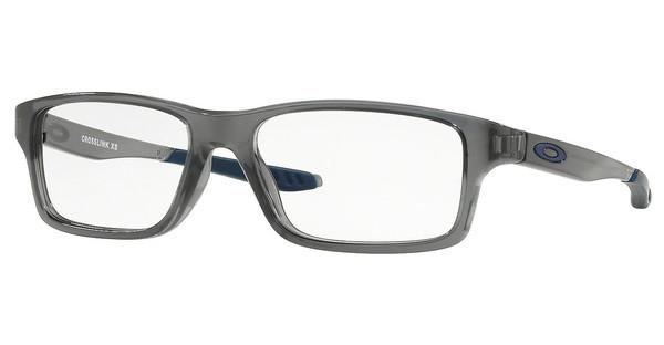 Oakley Herren Brille »CROSSLINK XS OY8002«, grau, 800202 - grau