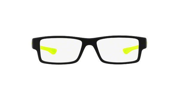 Oakley Herren Brille »AIRDROP XS OY8003«, schwarz, 800304 - schwarz
