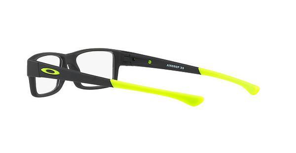 Oakley Herren Brille »AIRDROP XS OY8003«, schwarz, 800301 - schwarz