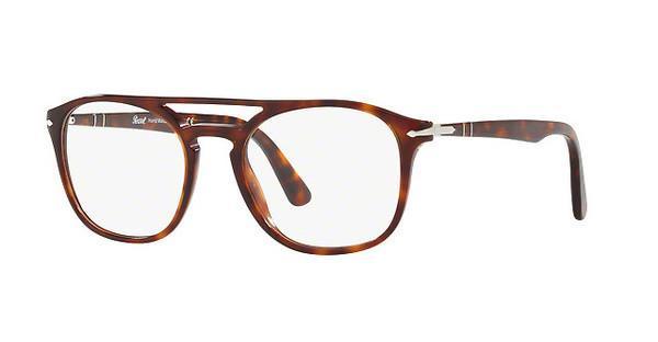 PERSOL Persol Herren Brille » PO3197V«, schwarz, 95 - schwarz