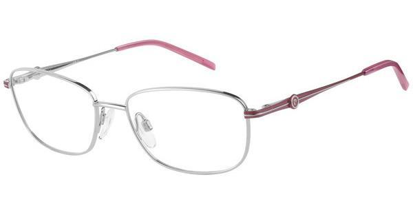 Pierre Cardin Damen Brille » P.C. 8457«, rot, C9A - rot