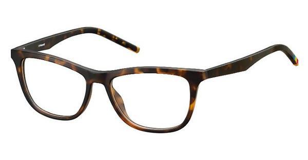Polaroid Damen Brille » PLD D303«, braun, VSY - braun