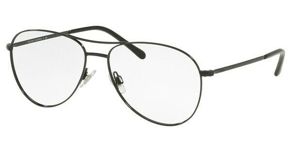 Polo Herren Brille » PH1180«, schwarz, 9003 - schwarz