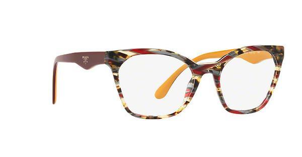 PRADA Prada Damen Brille » PR 09UV«, gelb, TH61O1 - gelb