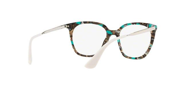 PRADA Prada Damen Brille » PR 11TV«, grün, KJJ1O1 - grün