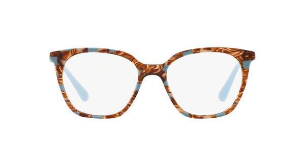 PRADA Prada Damen Brille » PR 11TV«, blau, KJO1O1 - blau