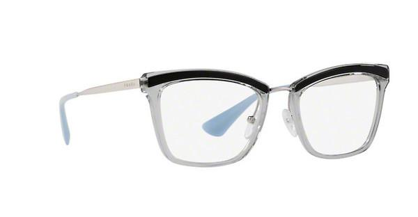 PRADA Prada Damen Brille » PR 15UV«, grau, KI51O1 - grau