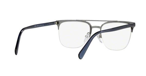 PRADA Prada Herren Brille » PR 63UV«, blau, LFE1O1 - blau