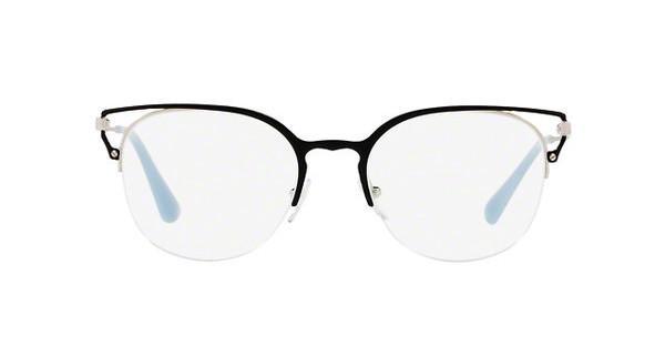 PRADA Prada Damen Brille » PR 64UV«, grau, KI81O1 - grau