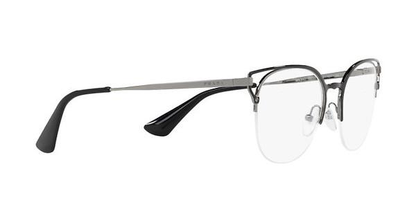 PRADA Prada Damen Brille » PR 64UV«, schwarz, M4Y1O1 - schwarz