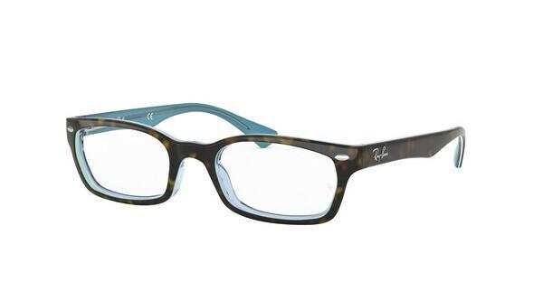 RAY BAN RAY-BAN Damen Brille » RX5150«, blau, 5776 - blau