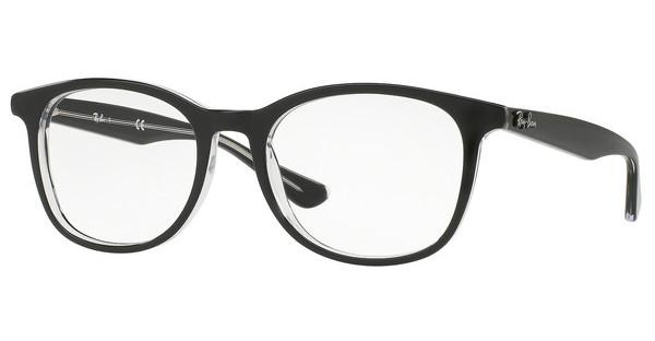 Ray-Ban   RX5356 2034 TOP BLACK ON TRANSPARENT