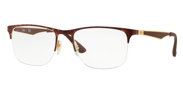 Ray-Ban   RX6362 2917 GOLD/ TOP HAVANA