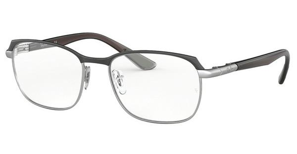 Ray-Ban   RX6420 2976 SILVER TOP ON GREY