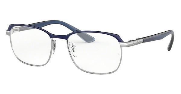 Ray-Ban   RX6420 2978 SILVER TOP BLUE