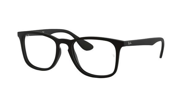 Ray-Ban   RX7074 5364 RUBBER BLACK